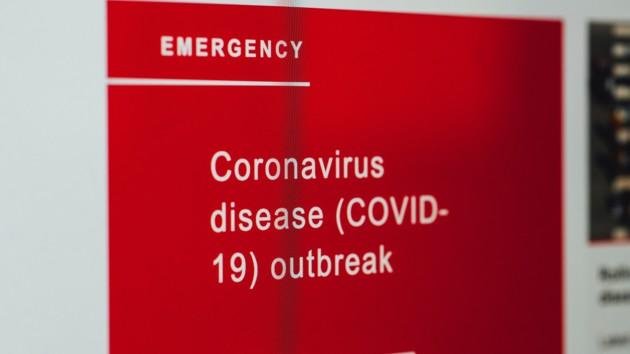 Число жертв коронавируса в мире приближается к 37 тысяч