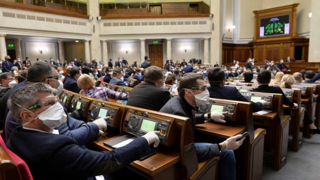 Депутаты собираются на внеочередное заседание: Рада рассмотрит два вопроса