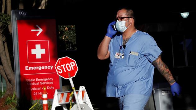 Новый антирекорд: в США наибольшее количество жертв коронавируса за сутки