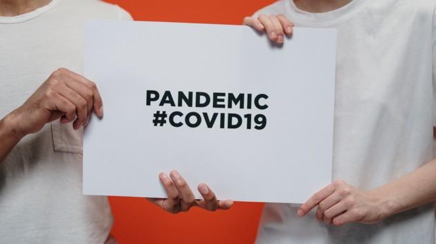 В Украине зафиксированы 1072 случая заражения коронавирусом