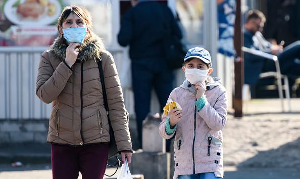Коронавирус в Киевской области: растет число зараженных детей