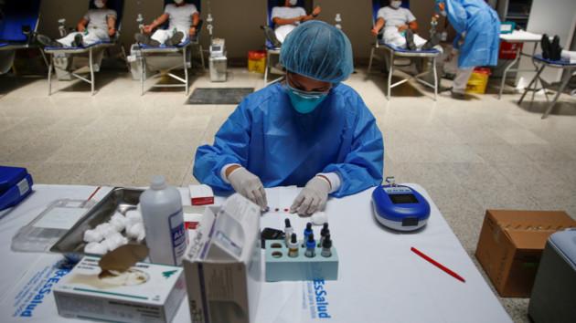 Всех игроков чемпионата Италии проверят на коронавирус, прежде чем возобновлять сезон