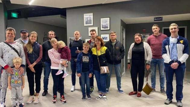 Американская космическая компания эвакуировала украинцев из США