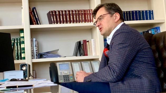 Кулеба рассказал, что будут обсуждать на «нормандских» переговорах 30 апреля