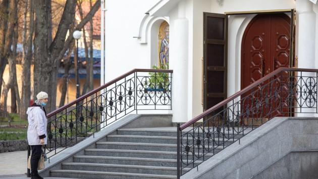 В Мукачево и Житомире на Пасху закроют церкви для прихожан