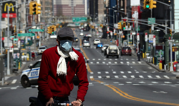 Новый антирекорд: в США за сутки коронавирусом заразилось более 50 тысяч человек