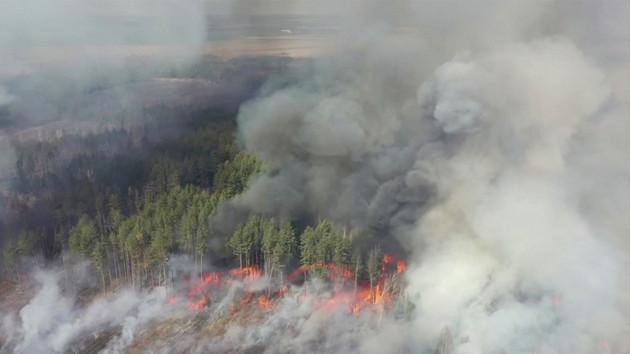 Это не последний масштабный пожар в Чернобыле: к чему готовиться украинцам