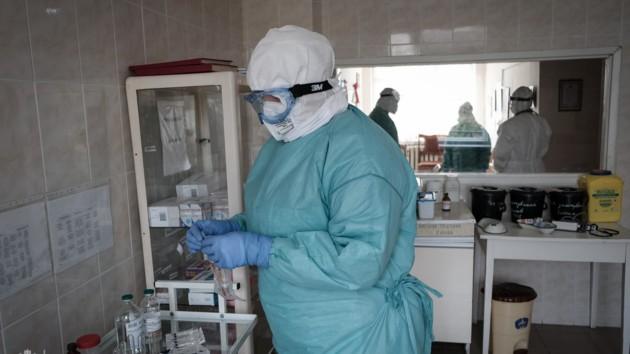 В Харьковской области больницу закрыли на карантин из-за COVID-19