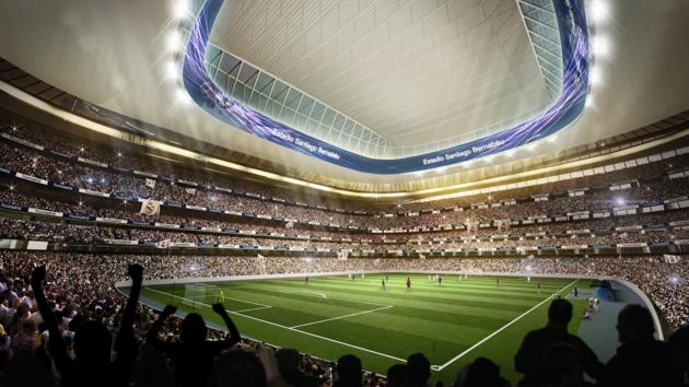 """У """"Реала"""" теперь будет крутая крыша: пандемия ускорила мегапроект """"Королевского клуба"""""""