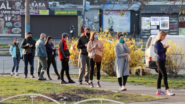 Степанов: Украина может избежать пика коронавируса, но при одном условии
