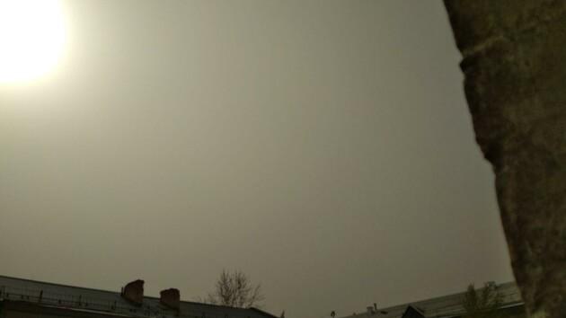 Пылевая буря в Киеве и областях: какие последствия вызвал ураган