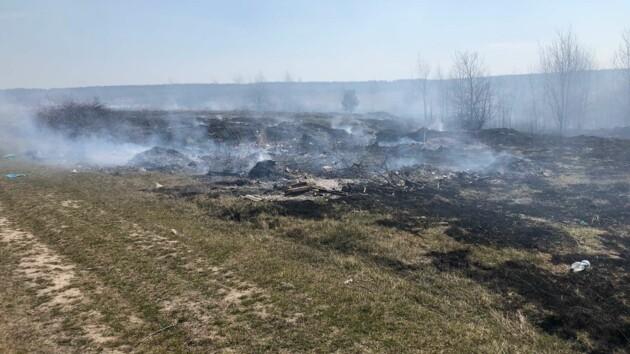 Житомирщина в огне: что и где горит в области