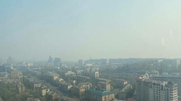 Киев задыхается: откуда взялся смог и что не так с воздухом в столице