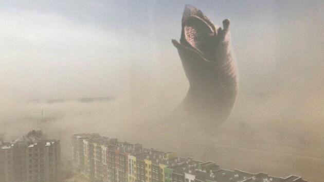Сеть взорвалась фотожабами на смог и гарь в Киеве