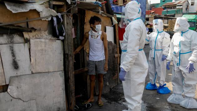 Самая молодая жертва коронавируса: на Филлипинах умер четырехнедельный малыш