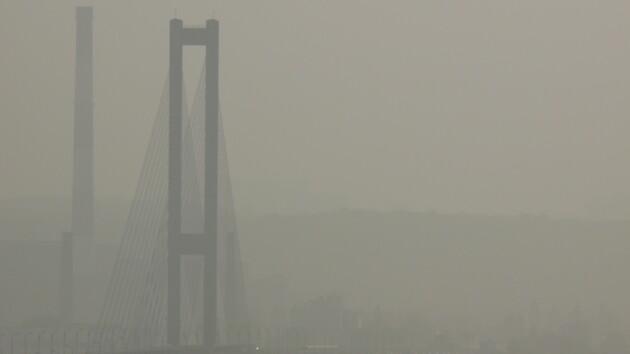 Загрязнение из Киева распространится по другим областям - Укргидрометцентр