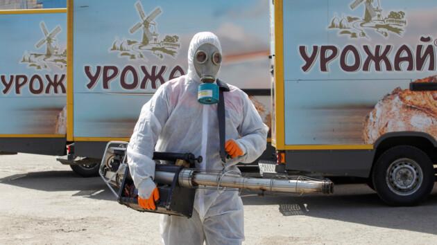 Интервью с Алексеем Резниковым: Россия скрывает реальную картину с пандемией на оккупированных территориях