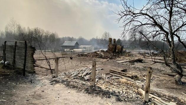 Жертвам пожаров в Житомирской области помогут финансово: названа сумма
