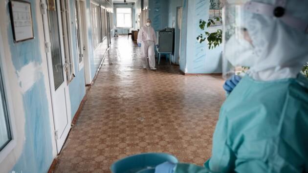 Коронавирус «атакует» Буковину: есть ли места для зараженных в больницах