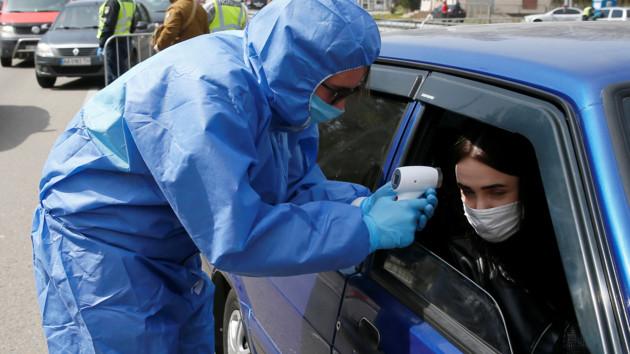 Коронавирус в Украине: число заболевших резко возросло