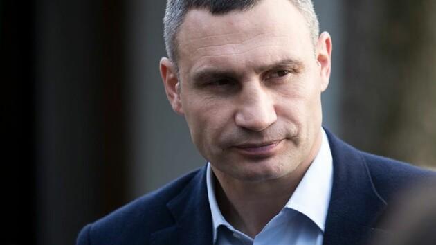 Кличко представит первый этап плана выхода Киева из карантина
