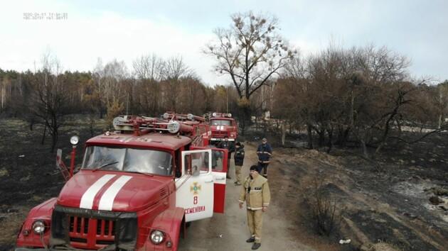 Лесные пожары в Чернобыле до сих пор не потушили: что там сейчас происходит