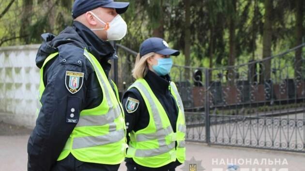 Как в Киеве будут охранять закрытые кладбища