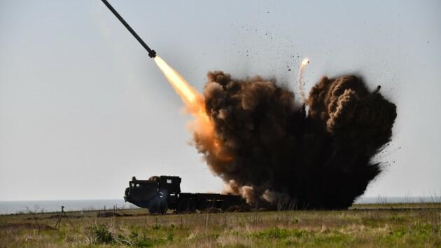 Первым выстрелом точно в цель: ВСУ провели новые испытания ракеты «Вильха-М» (фото и видео)
