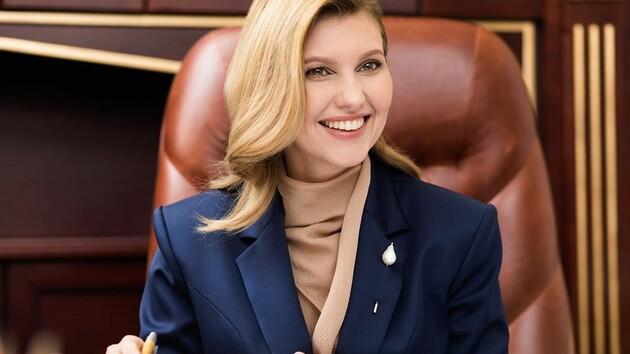 В Офисе президента рассказали о состоянии здоровья Елены Зеленской