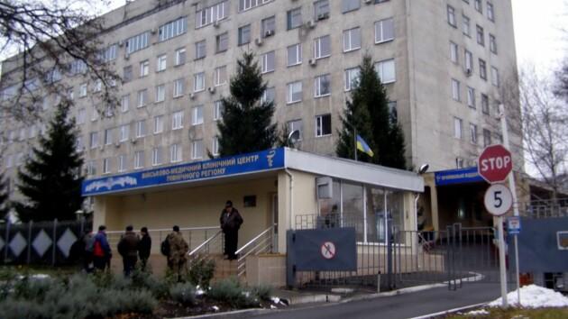 В военном госпитале Харькова выявили вспышку коронавируса