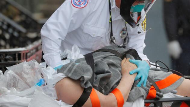 В США коронавирус унес жизни более 56 тысяч человек