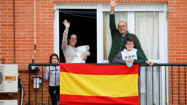 Испания стала лидером по количеству выздоровевших от коронавируса