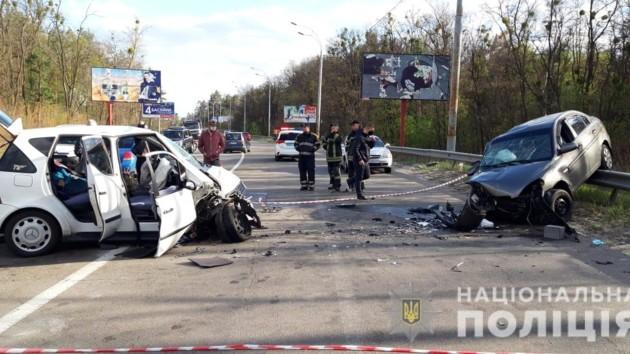 В Киевской области мужчина под наркотиками устроил смертельное ДТП