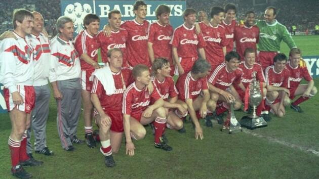 """30 лет назад """"Ливерпуль"""" в последний раз становился чемпионом Англии"""
