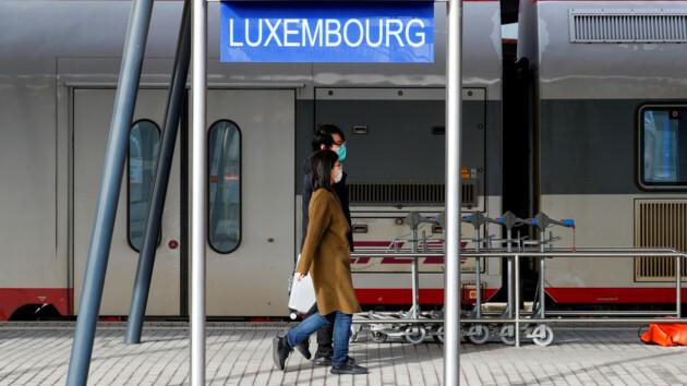 Всех жителей Люксембурга начали проверять на коронавирус
