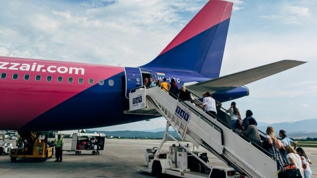 Венгерский лоукостер планирует открыть пять рейсов из Украины