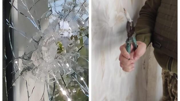 На Донбассе под огонь боевиков попали жилые дома