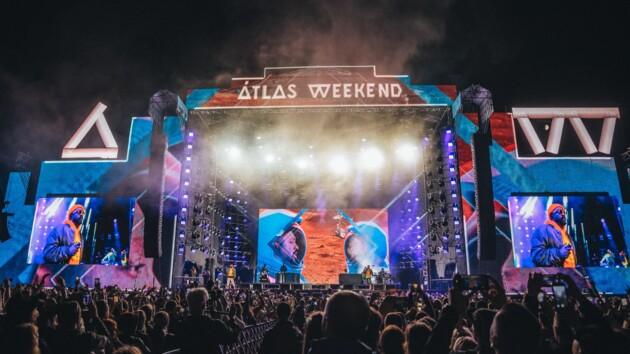 Масштабный музыкальный фестиваль Atlas Weekend перенесен на 2021 год