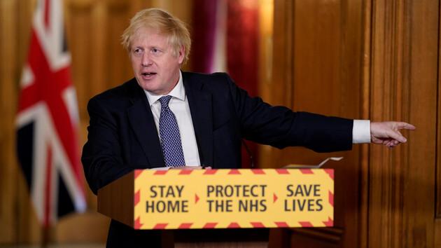 Джонсон снял «запрет на секс» во время карантина в Великобритании