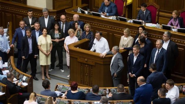 Депутатов ждет «жаркое» заседание: что будет в Раде 13 мая