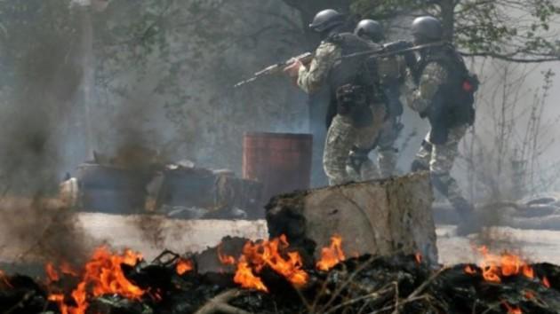 На Донбассе оккупанты снова применили запрещенное оружие