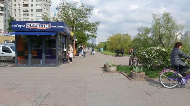 Возвращение уличного кофе:  как работают киоски на Крещатике и Позняках (фото)