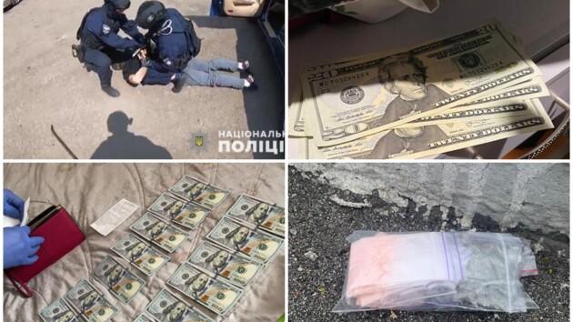 В Донецкой области двое полицейских попались на 20-тысячной взятке