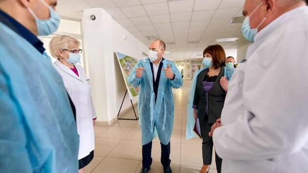 Степанов об эпидемии COVID-19 в Украине: онлайн-брифинг