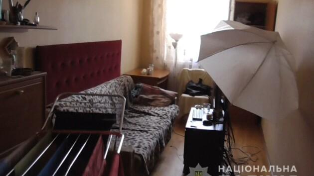 Секс на карантине: в Харькове копы «накрыли» онлайн-порностудию (видео)