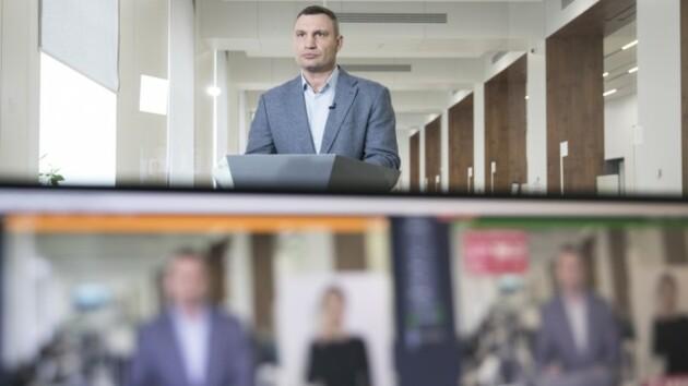 Ситуация с коронавирусом в Киеве: онлайн брифинга Кличко