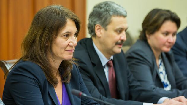 МВФ заменил главу миссии в Украине