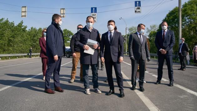 """Зеленский провел масштабное совещание: """"Чтобы украинцы ездили по качественным дорогам"""""""