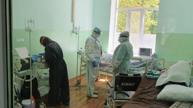Коронавирус в Киеве: Кличко рассказал, в каких больницах заразились врачи