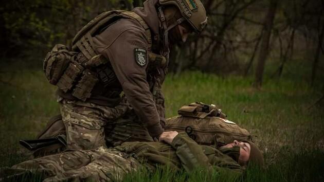 Украинские военные попали под обстрел: в штабе рассказали о потерях ВСУ
